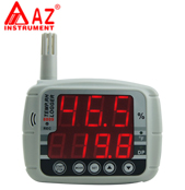 AZ8809 high precision LED temperature and humidity recorder