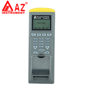 AZ9881 high accuracy thermocouple temperature recorder